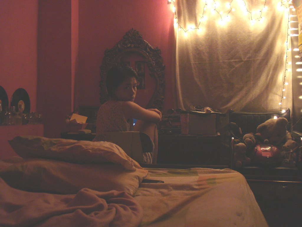 whore in the bedroom