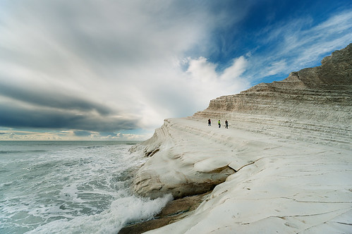 Scala Dei turchi II | by Philipp Klinger Photography