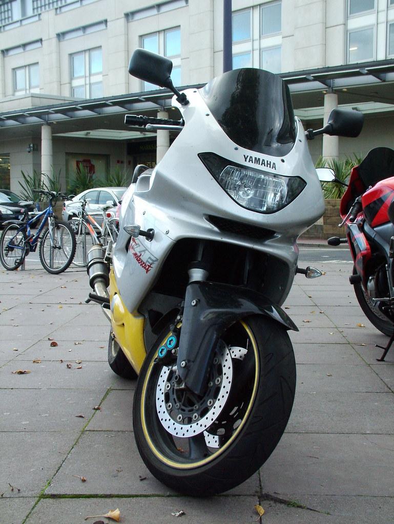 Yamaha Thunder Cat Spec
