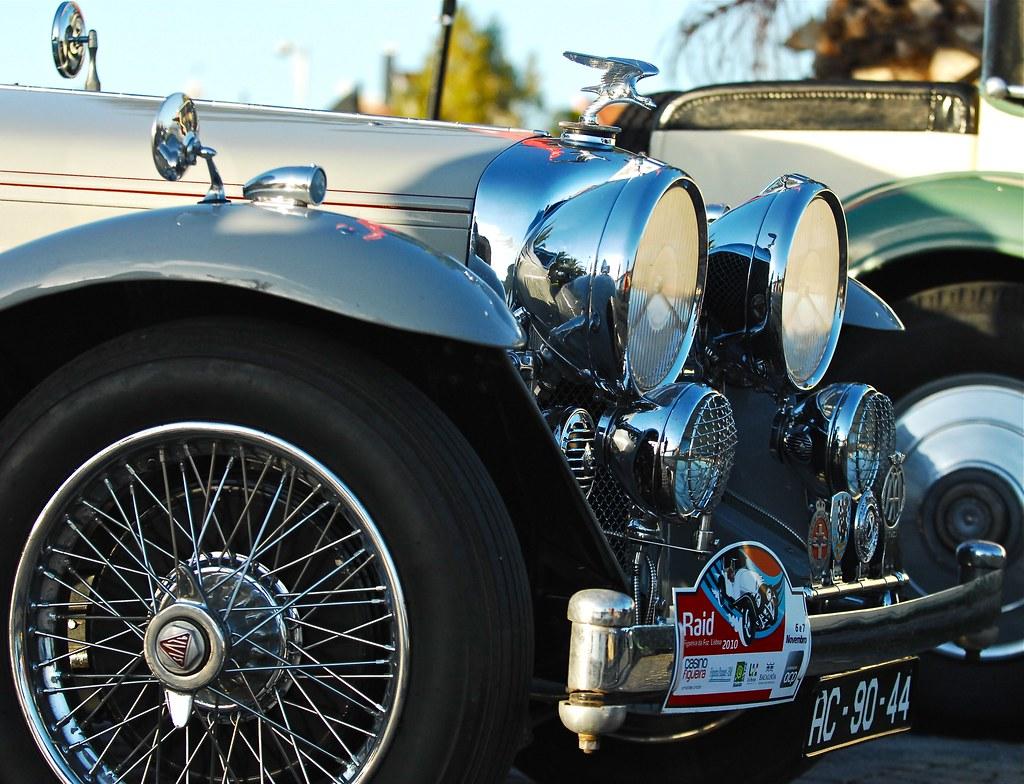 Classic Cars Lisbon