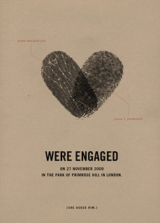 WERE ENGAGED | by Jason Permenter