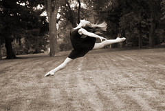 me just dancing in my back yard | by looking4something*beautiful*