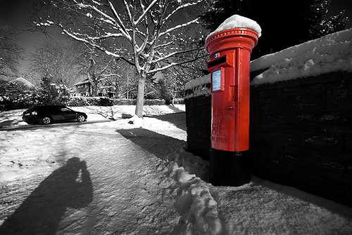 Post Box | by Oliver Wood Photography
