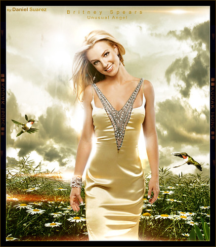 Britney Spears - Unusual Angel | by Daniel Suarez™