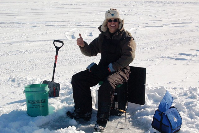 Photo for Ice fishing apps