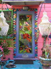 Door 2 Whimzey House 2 | by heartfulart