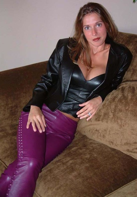 Original Brown Leather Pant  Flickr  Photo Sharing