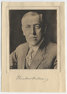 Woodrow Wilson Portrait | by Cornell University Library
