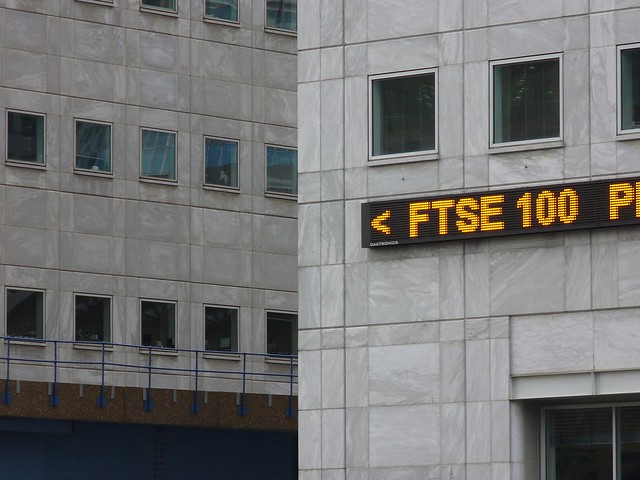 Ftse 100 Chart 1 Year: FTSE 100 P | Canary Wharf | Metro Centric | Flickr,Chart