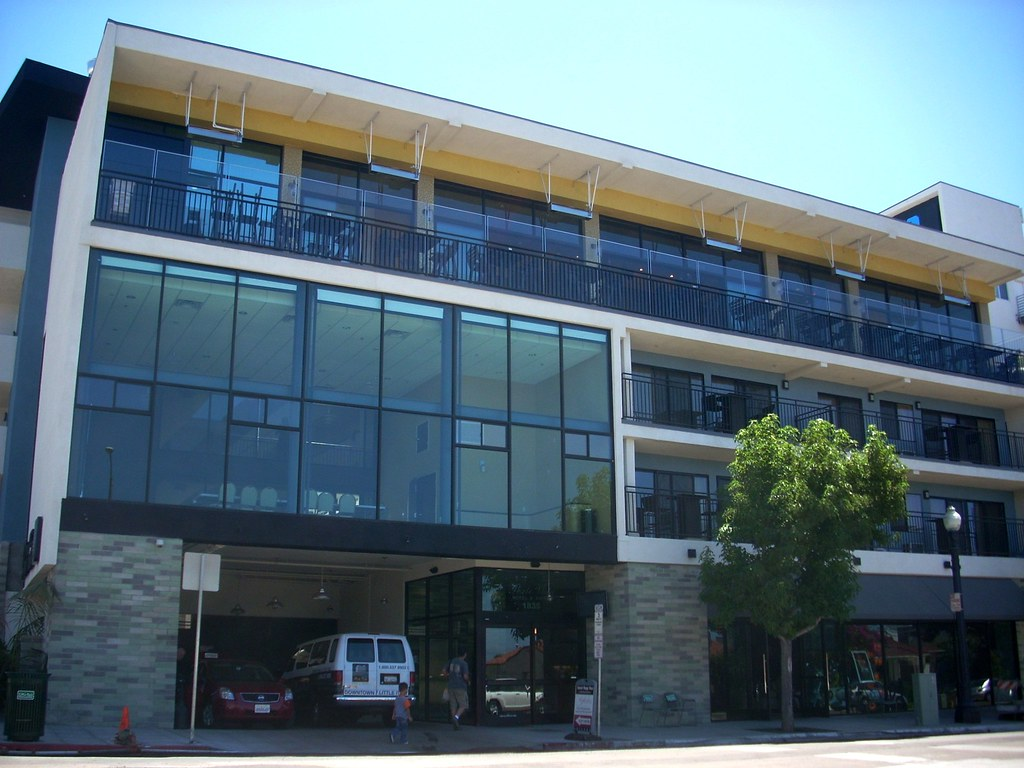 Porto Vista Hotel Downtown San Diego