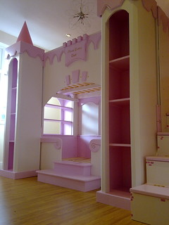 Childrens Princess castle bed | by thelittlebedcompany
