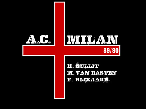 Blackberry AC Milan Wallpaper 01