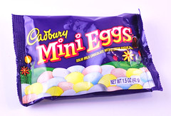 Cadbury Mini Eggs | by princess_of_llyr