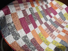 On the Road to Spring quilt | by That Girl, That Quilt