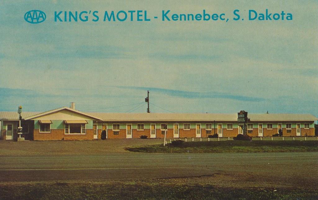 King's Motel - Kennebec, South Dakota