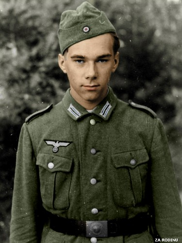 Young German