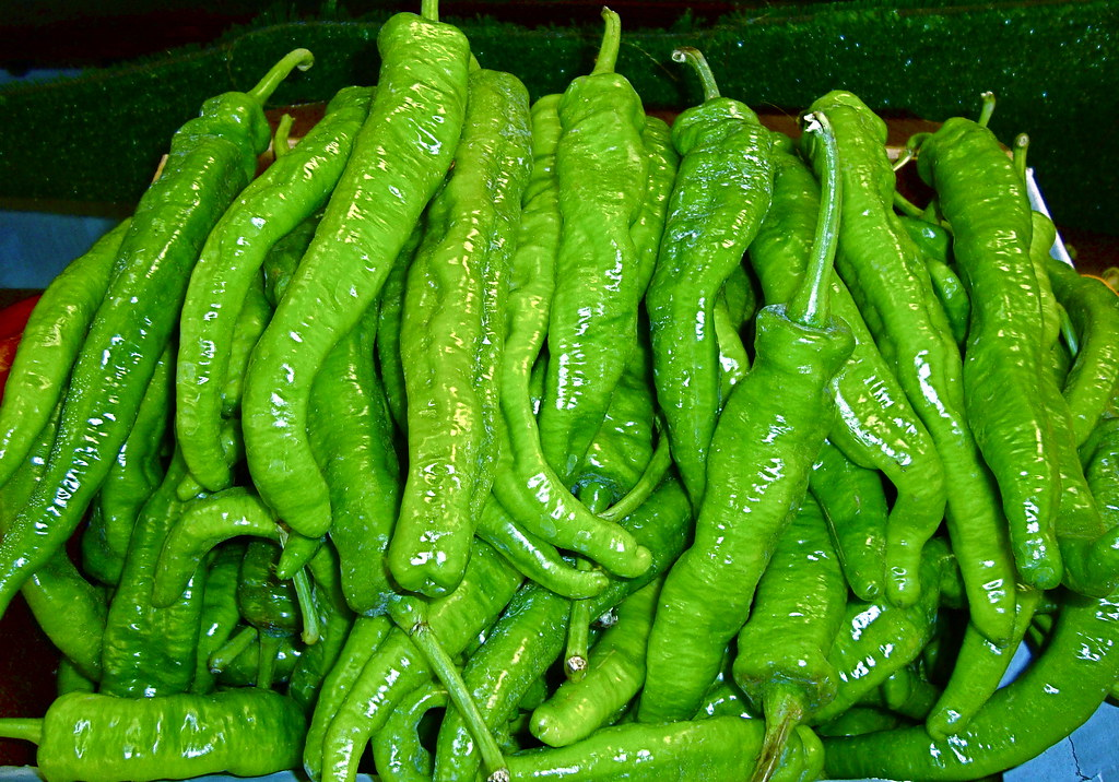 Green Long Hot Pepper | Cary Rubin | Flickr