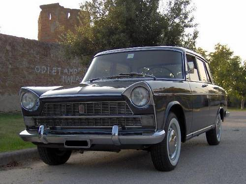 Fiat 1500 L 1966 Autotrader It Willem S Knol Flickr