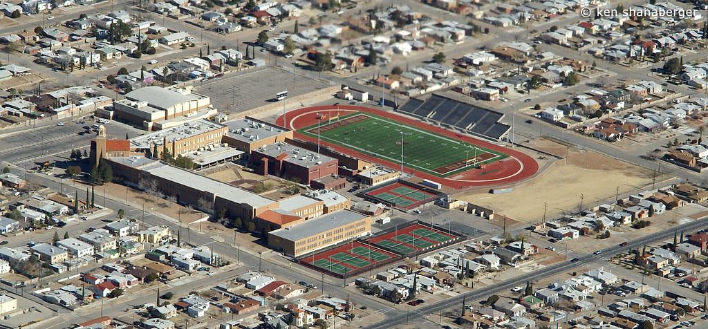 Austin High School Austin High School El Paso Texas