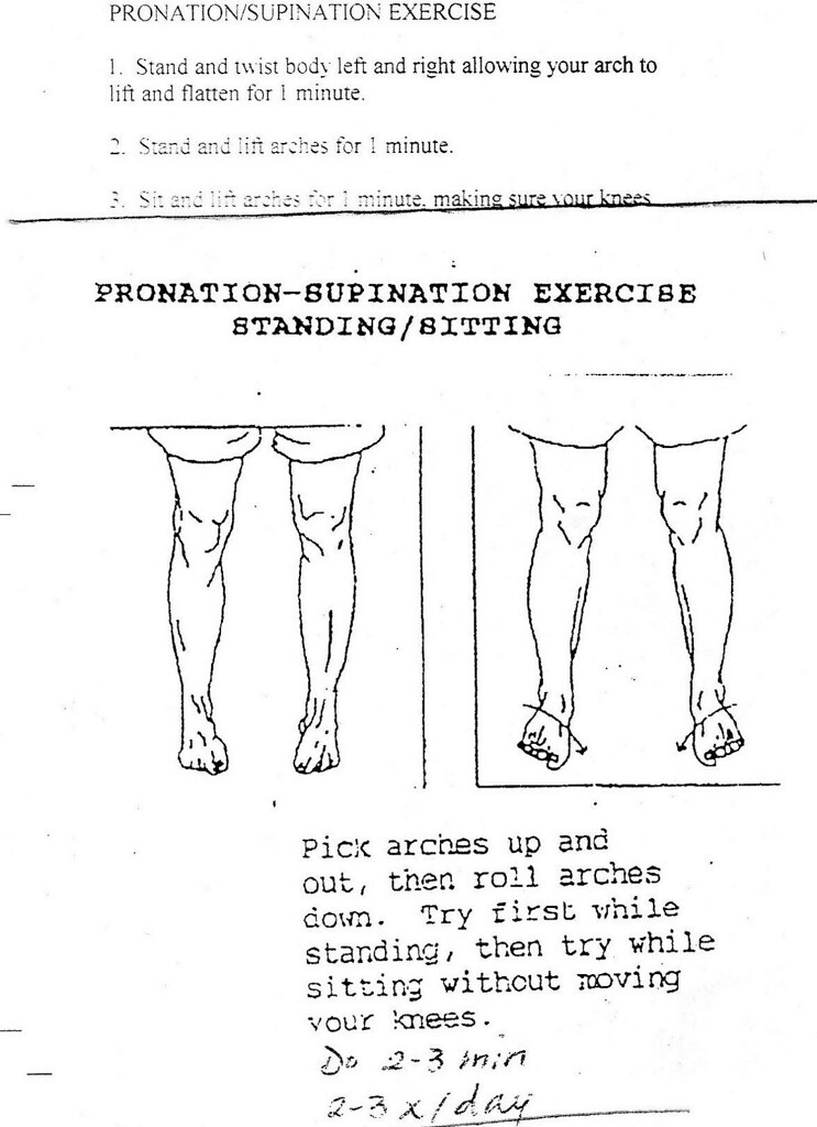 pronation - supination exercise | half pint | Flickr