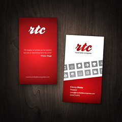 Logo and Business Card Design | by room122