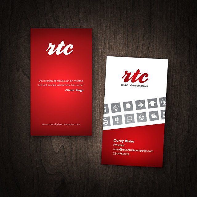 Logo and Business Card Design | A recent logo and business ...