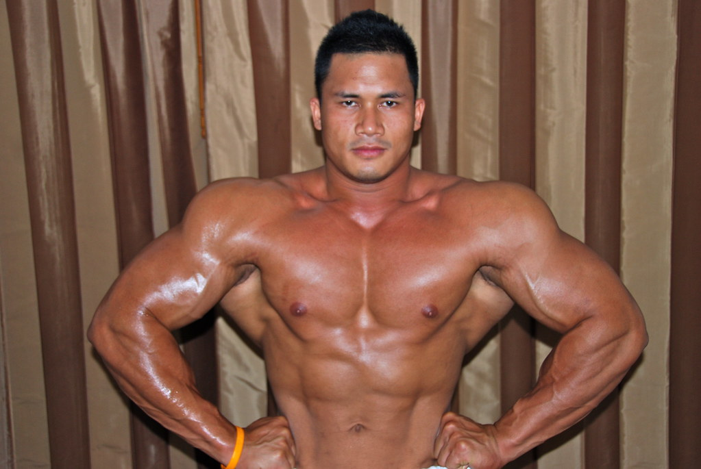 Thailand muscle fuck and fucking gay sexy