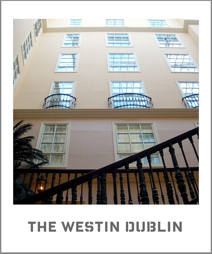 The wonderful Westin Hotel Dublin - Superb service, great ambiance, wonderful atmosphere, great food and drink offerings, luxury rooms, elegant location, the heart of the city, all wrapped up in magical surroundings! Enjoy!:) | by || UggBoy♥UggGirl || PHOTO || WORLD || TRAVEL ||