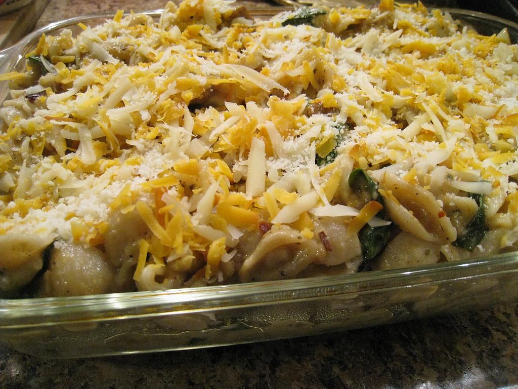 Fancy veggie baked mac & cheese | w/ fennel, vegan ...