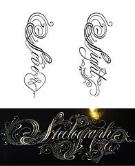 Symmetry Tattoo Designs