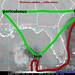 Gulf Stream via satellite imagery - colorized