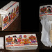 McDonald's - 1972 McDonaldland Cookie box cracking - Yes, those are 38-year-old cookies.