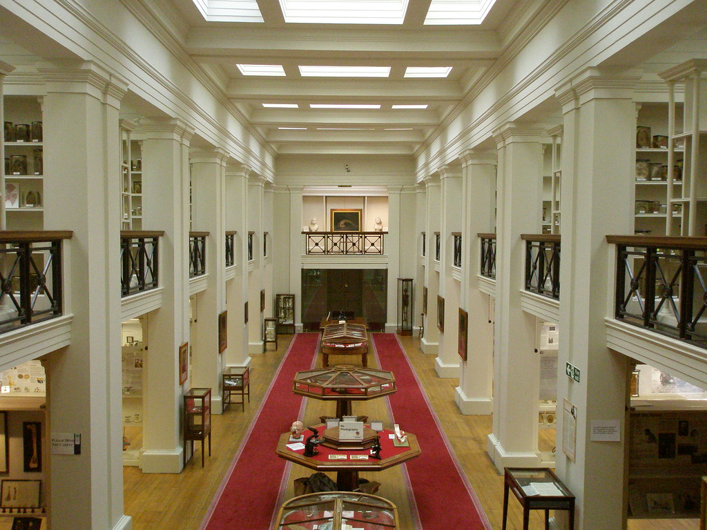 Surgeon's Hall Museum, Edimburgo