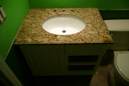 Sink and Cabinet | by The Consortium