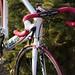 Sunset with Raleigh Race Bike