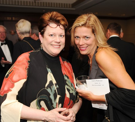 Barb Strom and Laura Pedersen | by Opera Cleveland