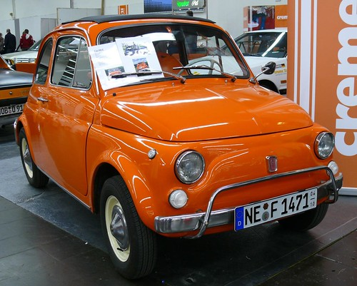 fiat 500 f orange 1971 vr stkone flickr. Black Bedroom Furniture Sets. Home Design Ideas