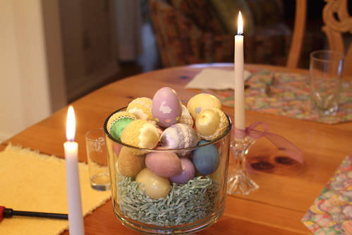 easter centerpiece | by ksbuehler