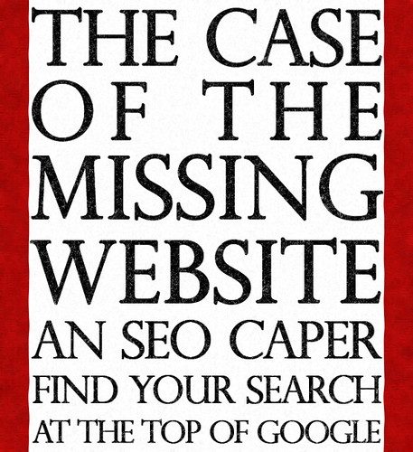 The Case of the Missing Website | by FindYourSearch