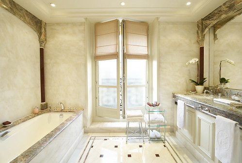 Majestic And Magnificent Bathroom Of An Executive Room At