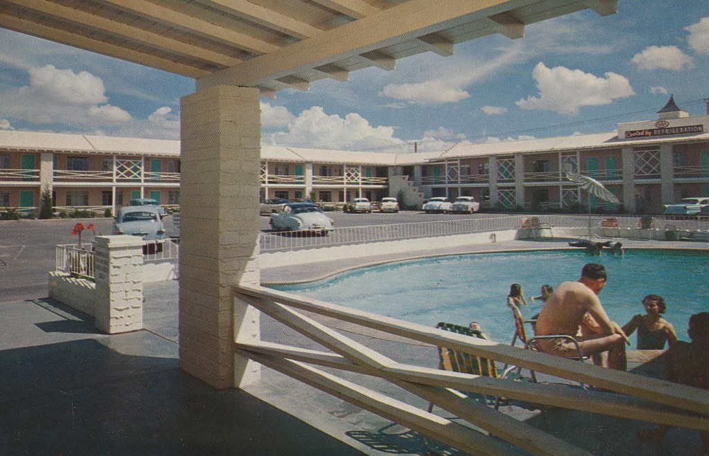 The Sands Motor Hotel - Albuquerque, New Mexico