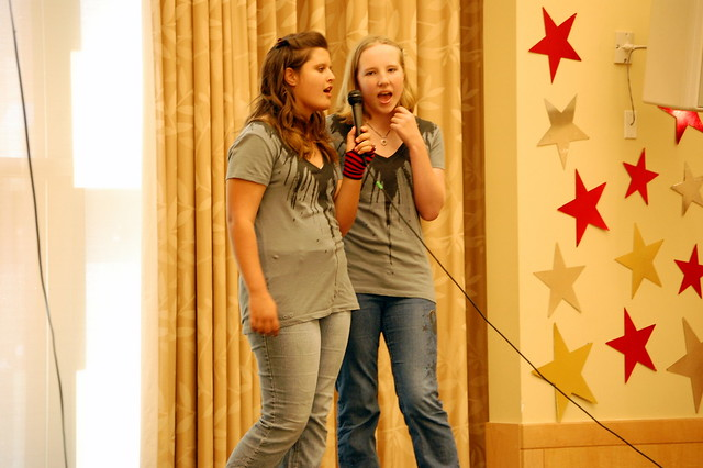 Teen Talent Show The Woodlands Area Student Center