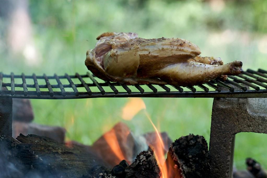 Fire Roasted Chicken  ...