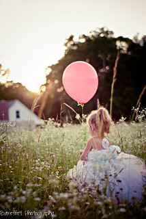 The One Pink Balloon | by Laci Wilson