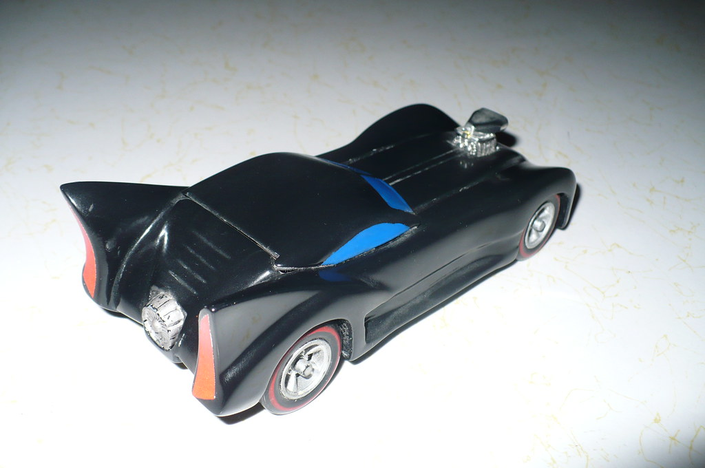 Pinewood Derby Car Batmobile