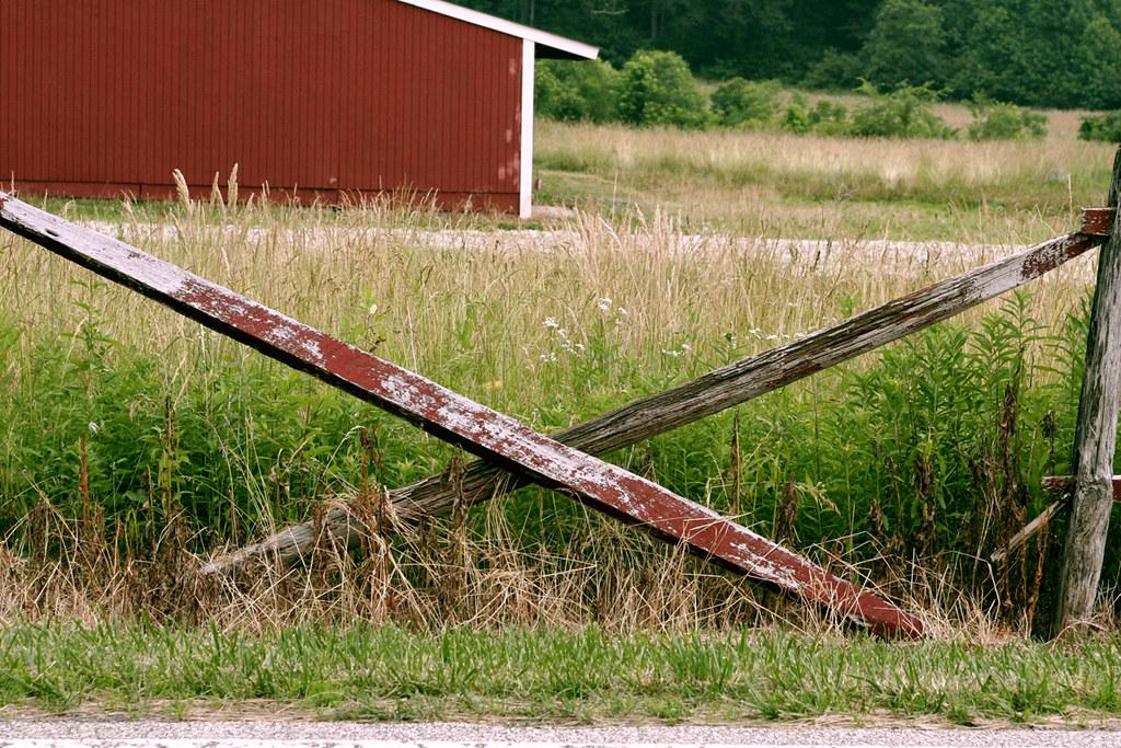 Criss cross fence tricky kilvento flickr