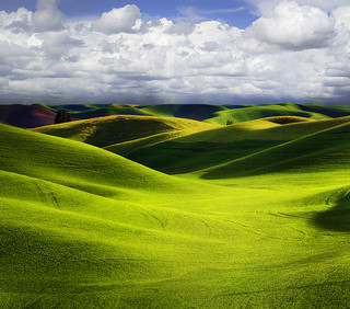 Storm A Brewing Over The Palouse | by kevin mcneal
