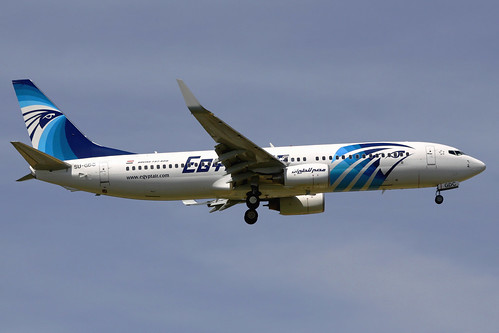 Egypt Air Boeing 737-866 SU-GDC FRA 16-06-10 | by Axel J. ✈ Aviation Photography