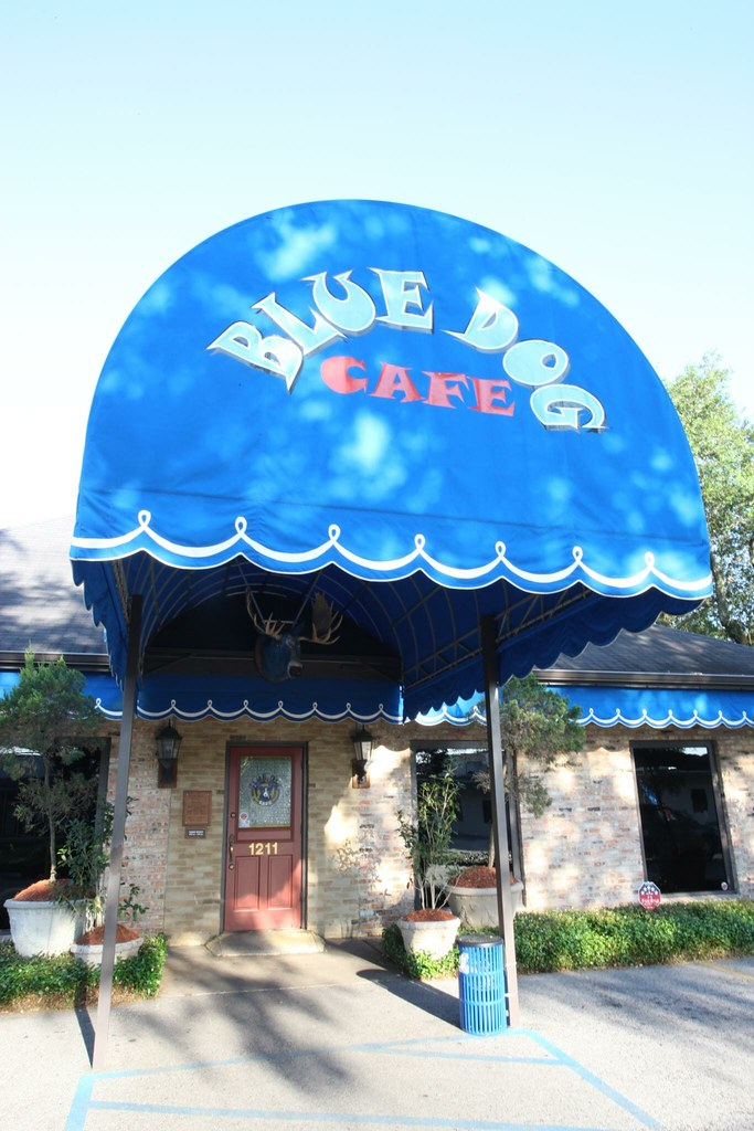 Blue Dog Cafe Lafayette La Hours