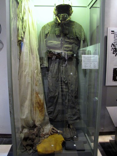 Ha Noi - Hoa Lo Prison - John McCain's Flight Suit | by FollowOurFootsteps